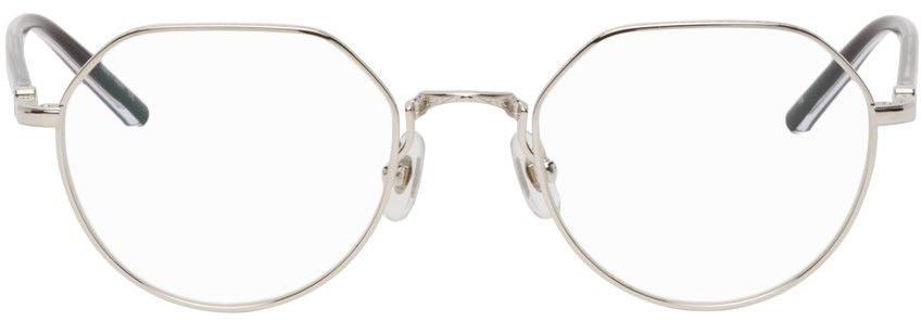 Silver M3108 Glasses