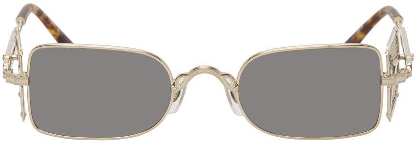 Gold 10611H Sunglasses