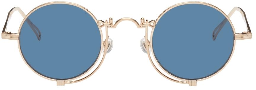 Gold & Blue 10601H Sunglasses
