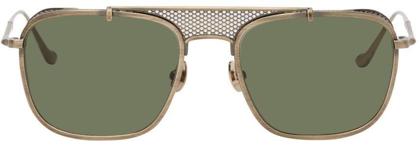 Gold M31110 Sunglasses