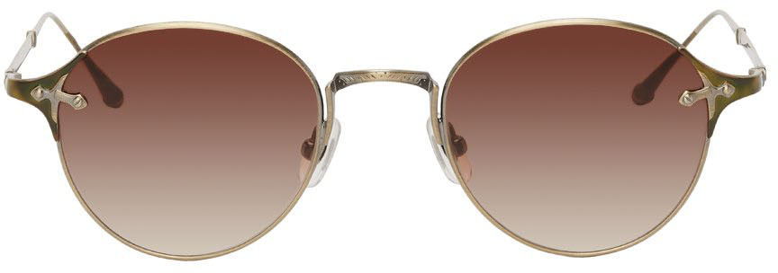 Gold 2859H Sunglasses