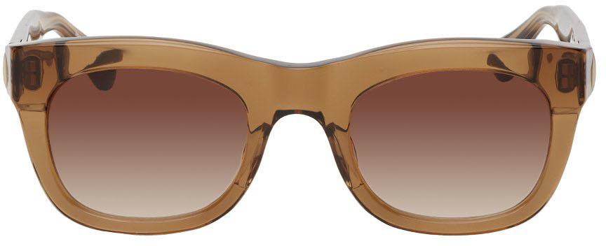 Brown M1020 Sunglasses