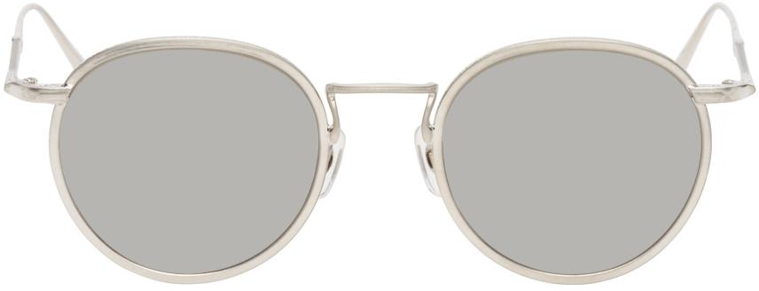 Silver M3058 Sunglasses