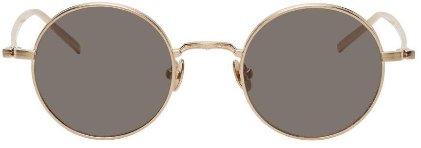 Gold M3087 Sunglasses