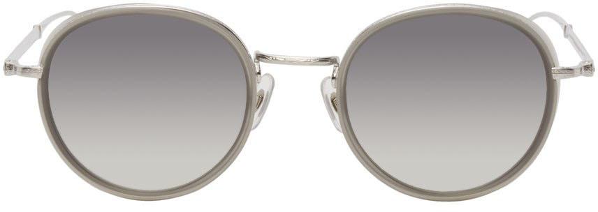Silver M3063 Sunglasses