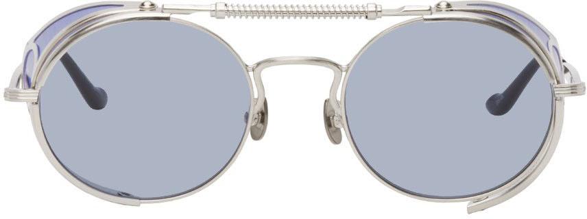 Silver & Blue 2809H Sunglasses