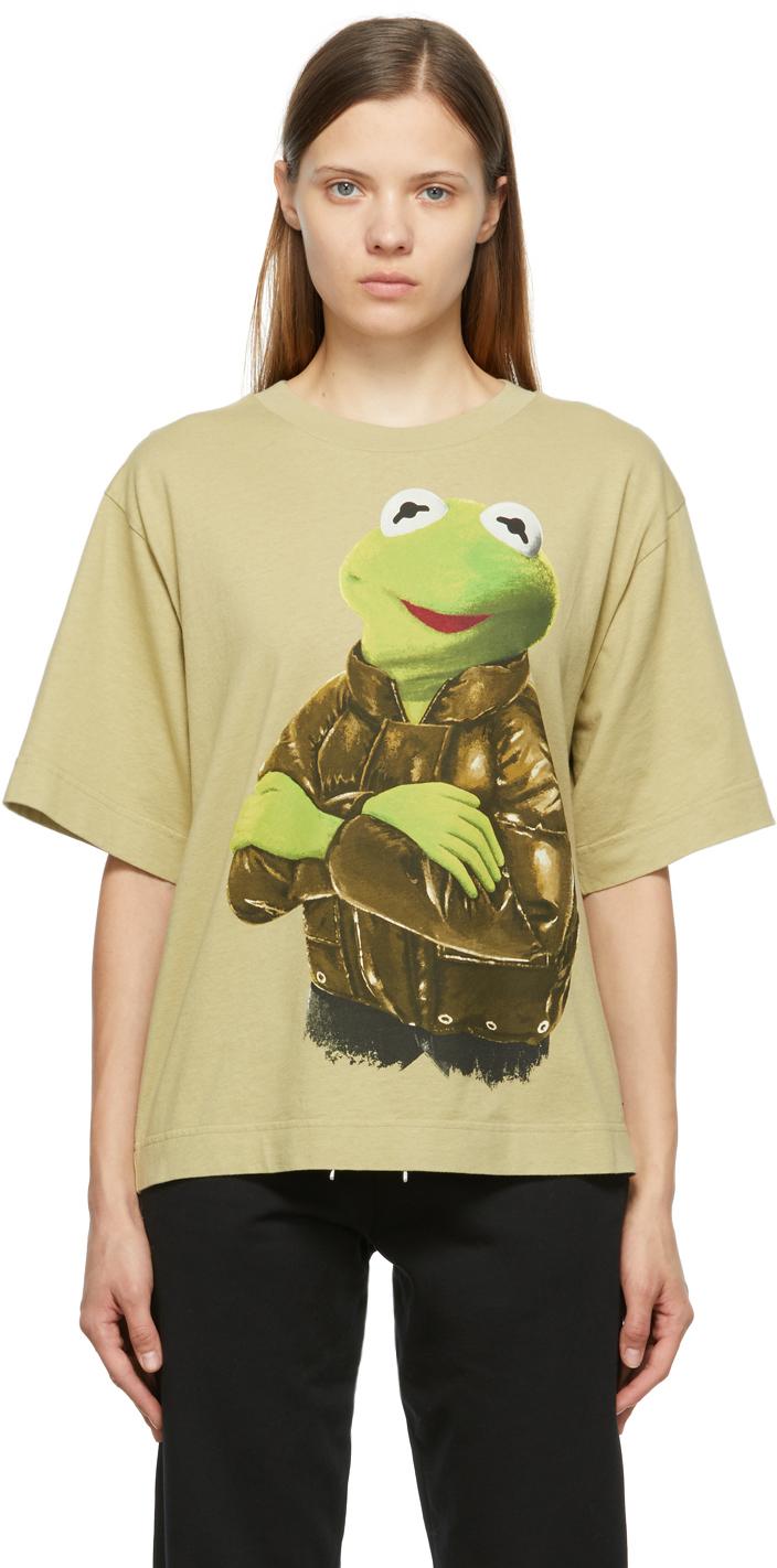 2 Moncler 1952 Kermit The Frog T-Shirt