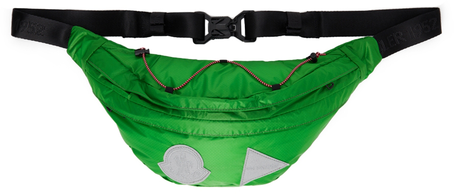 2 Moncler 1952 Green and wander Edition Belt Bag