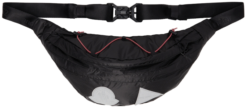 2 Moncler 1952 Black and wander Edition Belt Bag