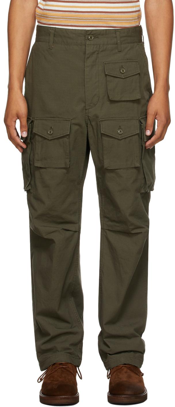 Khaki Ripstop FA Cargo Pants