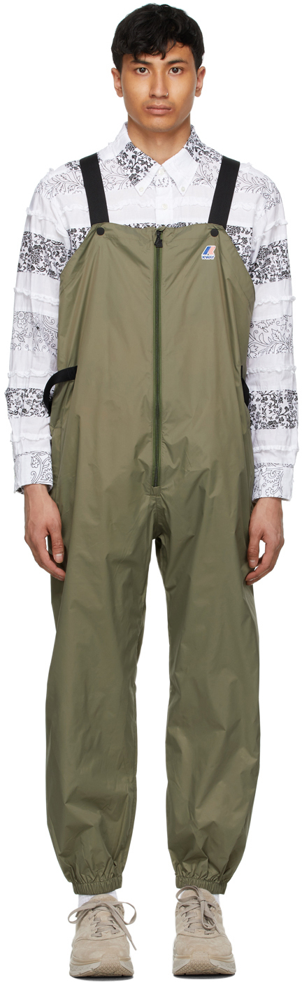 Khaki K-Way Edition Packable Perry 3.0 Overalls