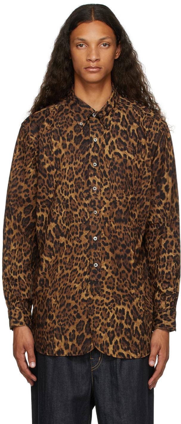 Brown Leopard 19 Century BD Shirt