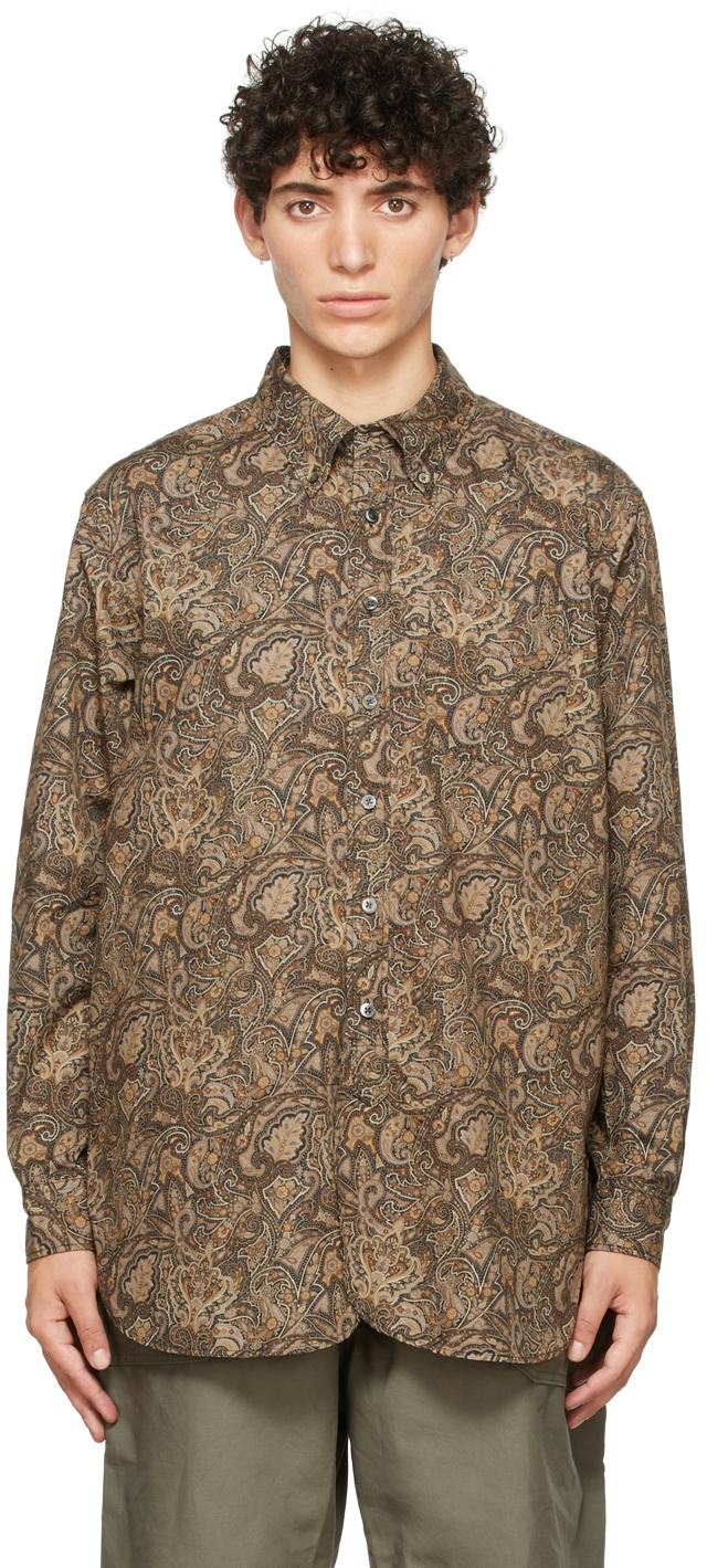 Brown 19 Century BD Shirt