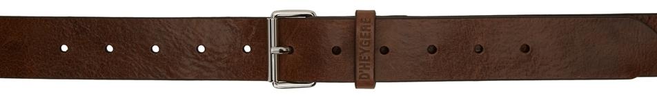 Brown Essential Belt