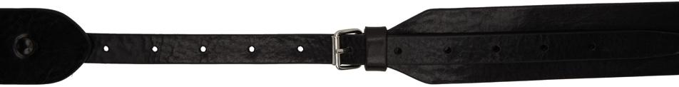 Black Irregular Belt