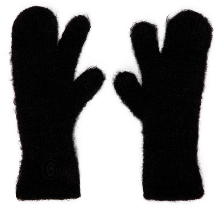 Black Tabi Gloves