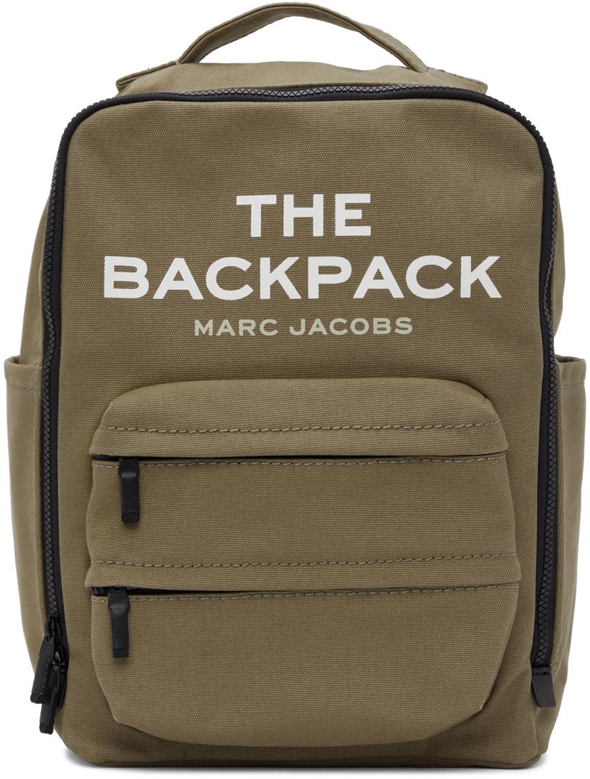 Green 'The Backpack' Backpack