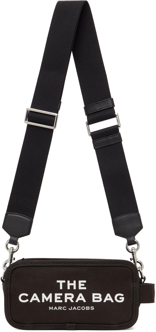 Black 'The Camera' Shoulder Bag