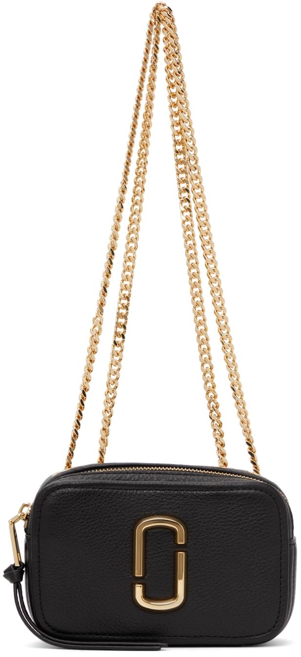 Black 'The Glam Shot 17' Bag