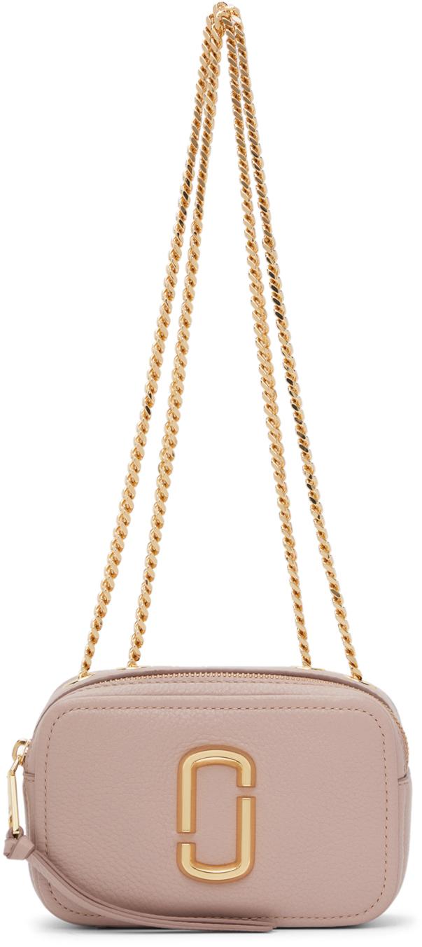 Pink 'The Glam Shot 17' Bag