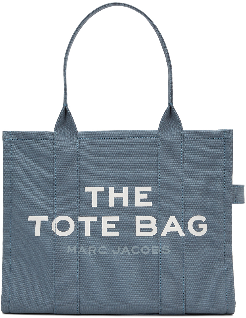 Blue 'The Traveler' Tote
