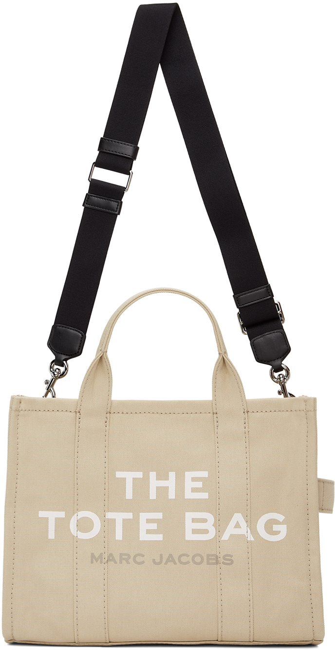 Beige 'The Small Traveler' Tote