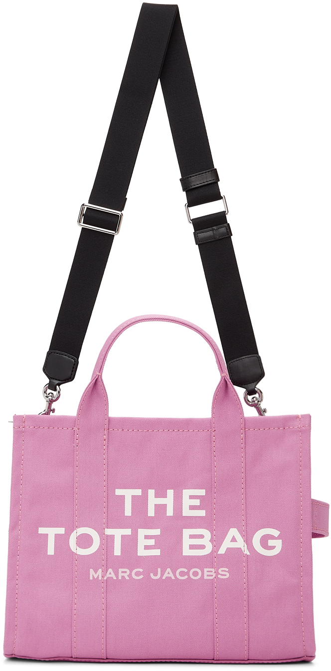 Pink 'The Small Traveler' Tote