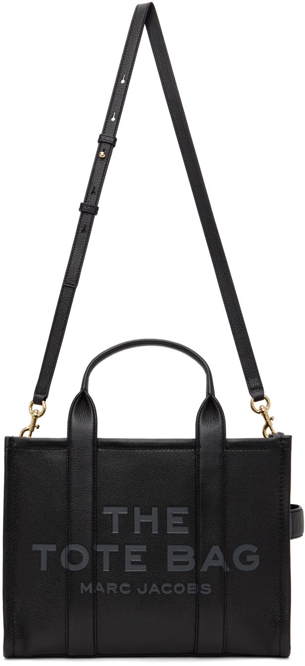 Black 'The Tote Bag' Tote