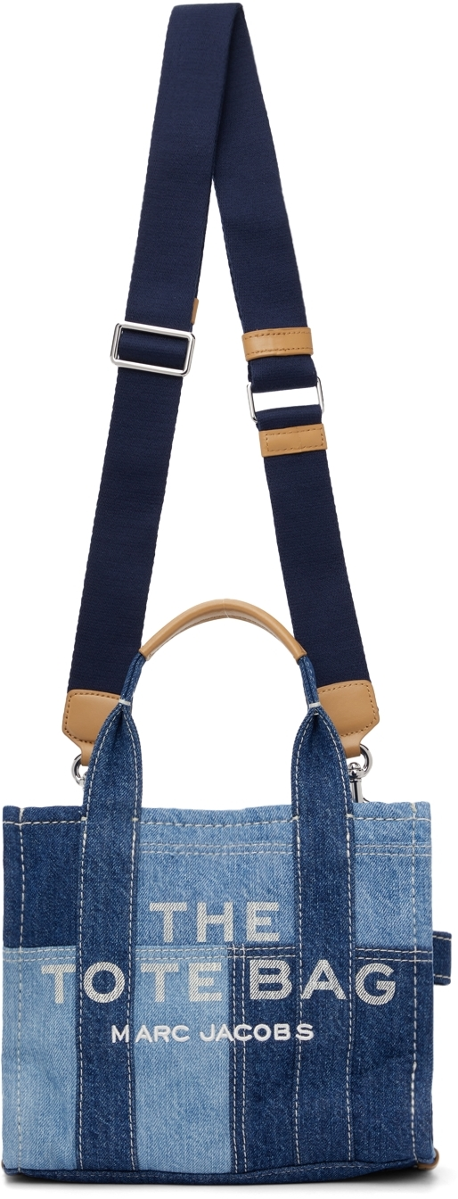 Blue Mini Denim 'The Tote Bag' Tote