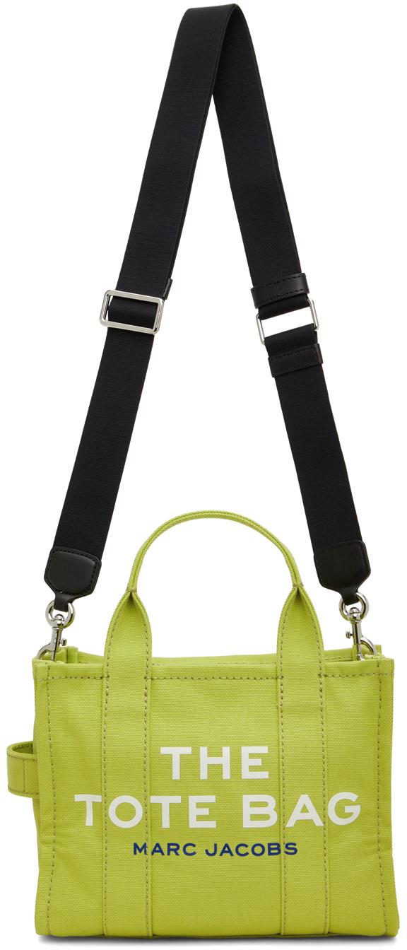 Green Peanuts Edition Snoopy Mini Tote Bag