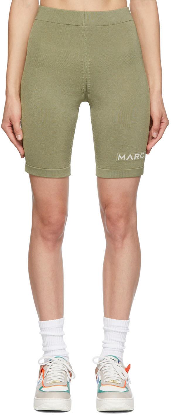 Tan 'The Sport Shorts' Shorts