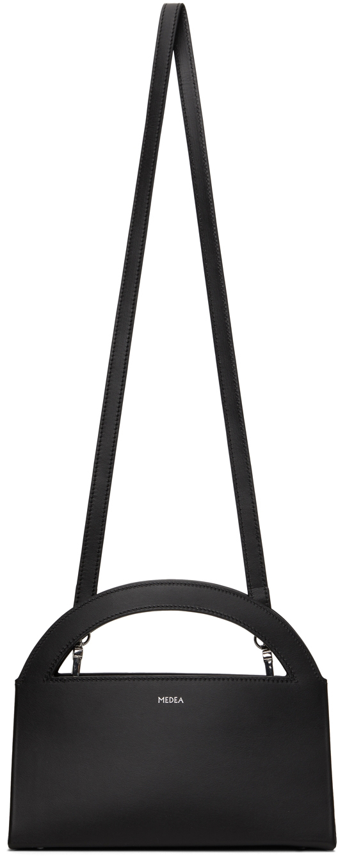 Black Europa Baguette Bag