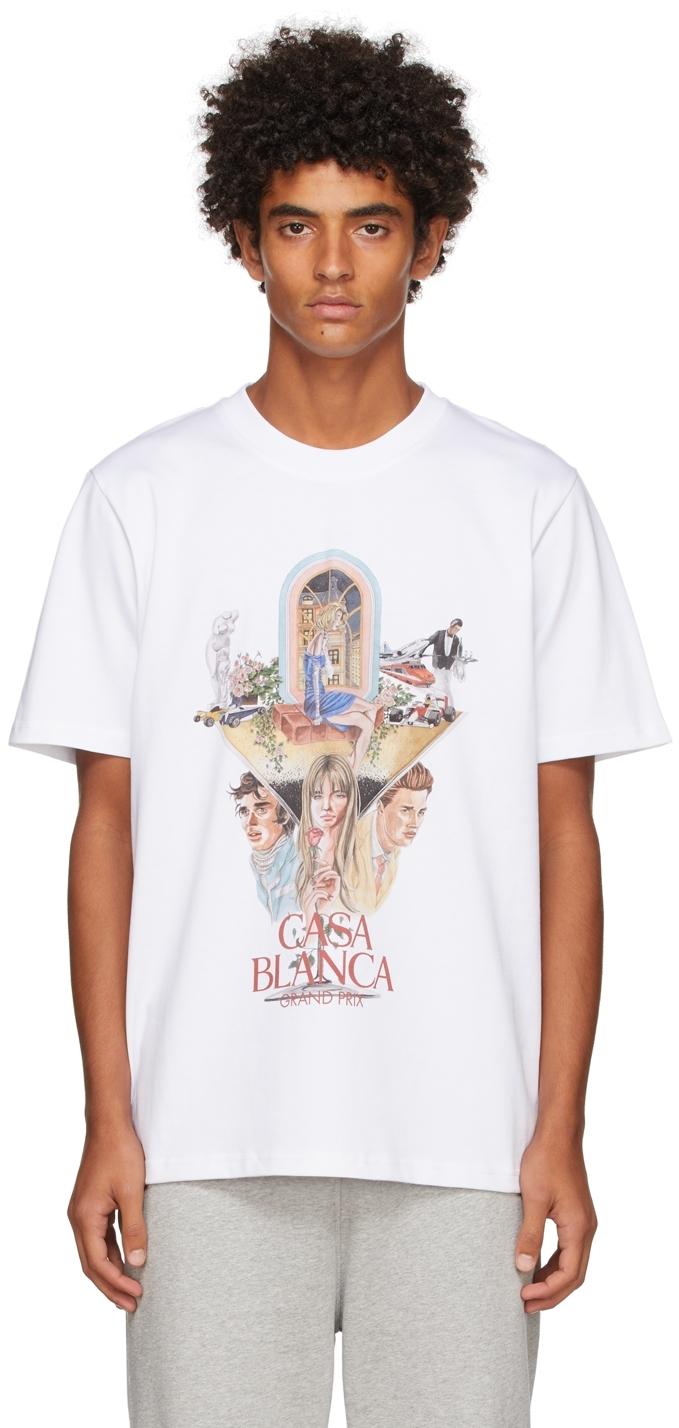 White Premiere T-Shirt