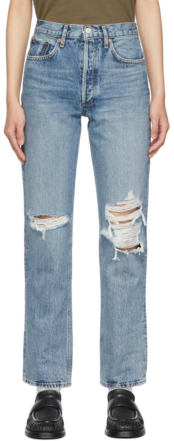 AGOLDE Lana Jeans