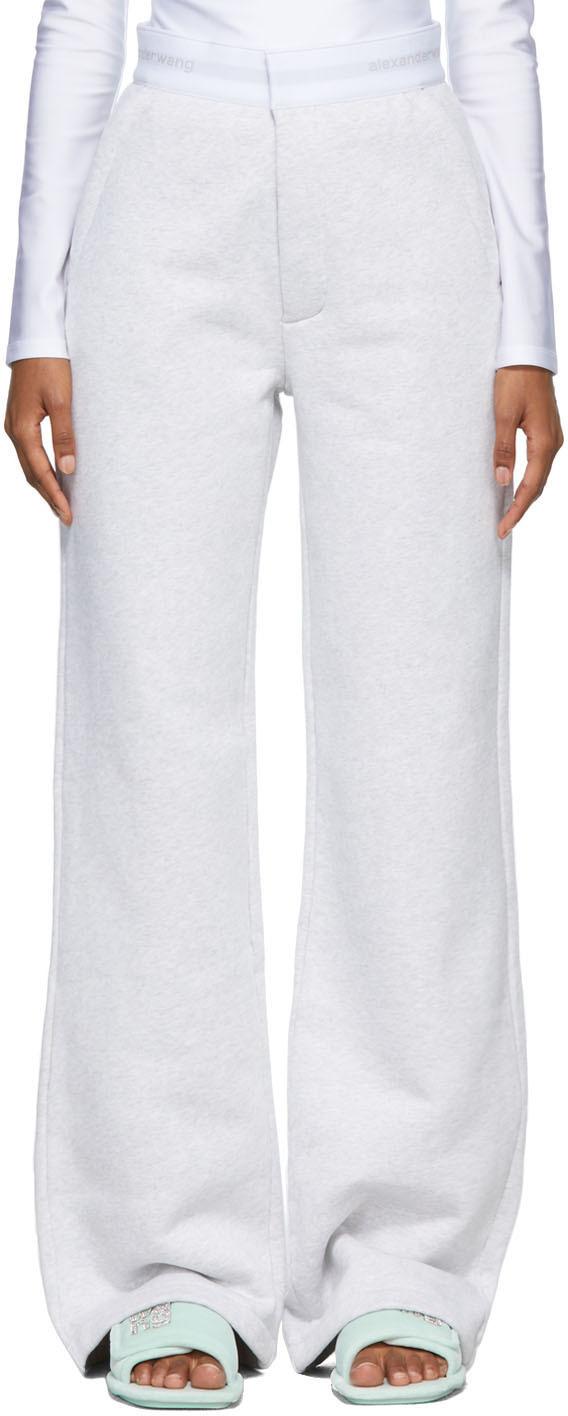 Grey Trouser Lounge Pants
