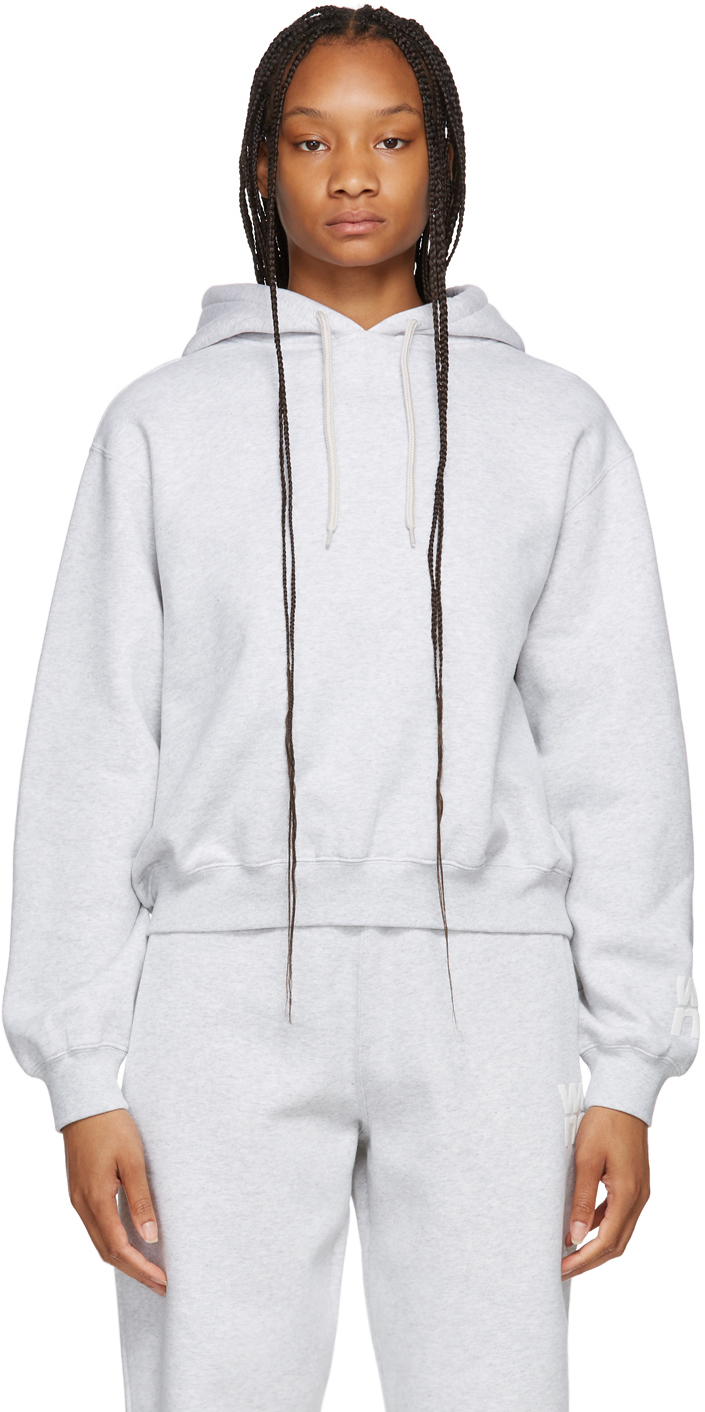 Grey Terry Foundation Hoodie