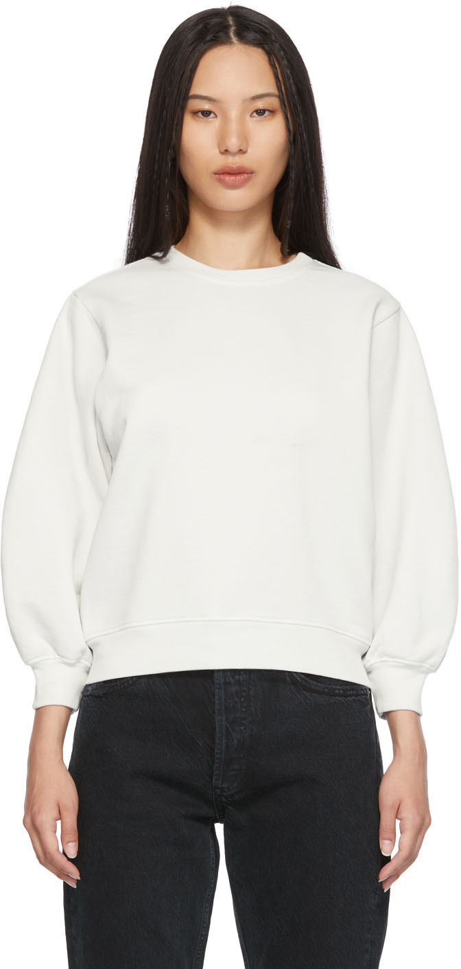 Grey Thora Sweatshirt