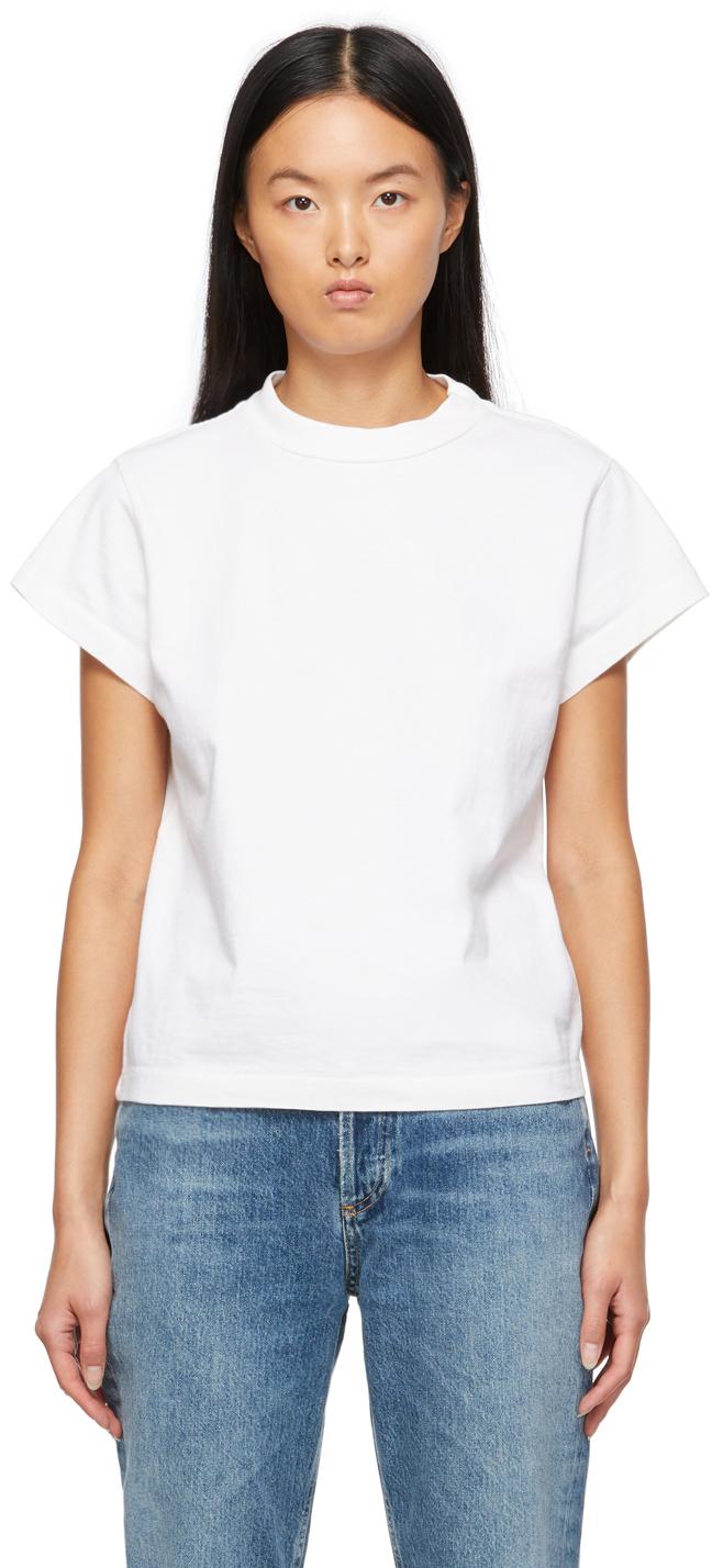 Off-White Anika Cap Sleeve T-Shirt
