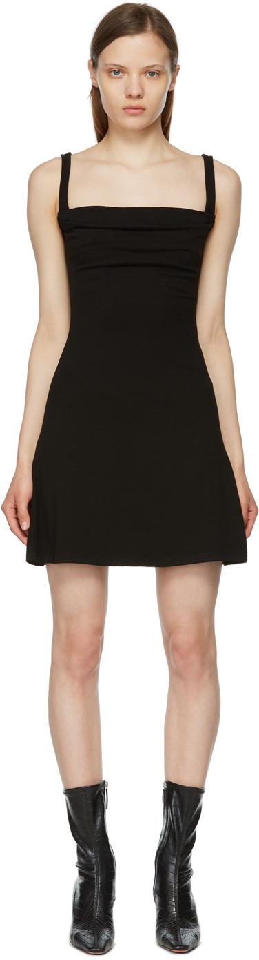 Black Ginger Dress