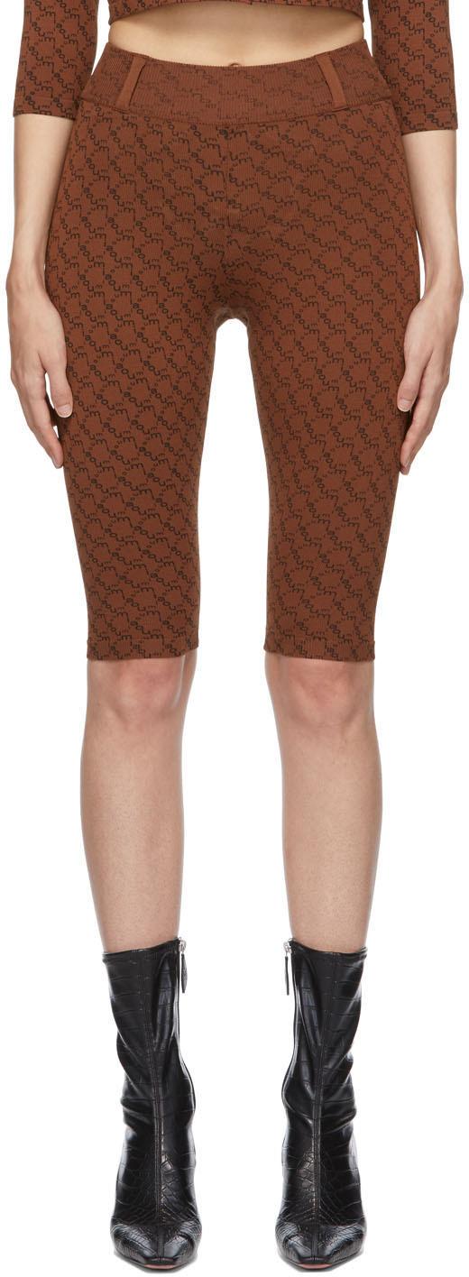 Brown Harley Capri Lounge Pants