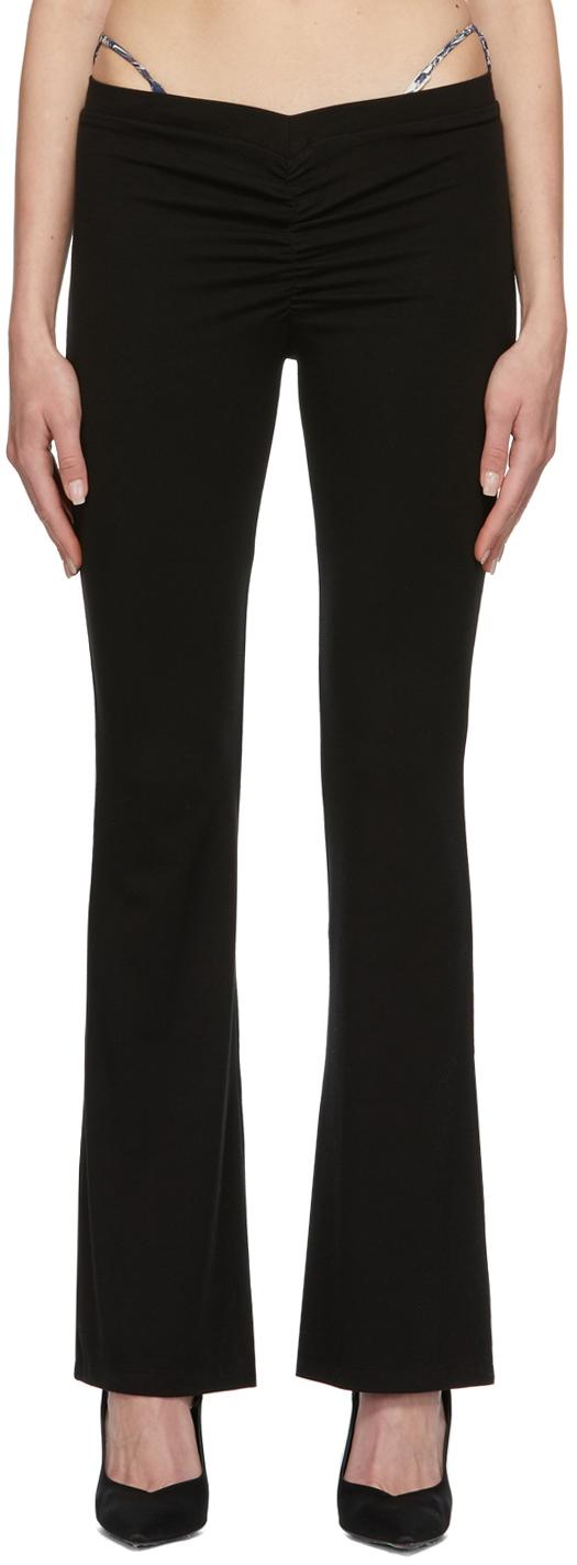 Black Elvis Trousers