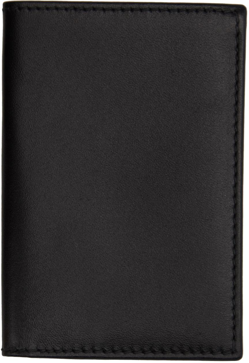 Black Classic Bifold Card Holder