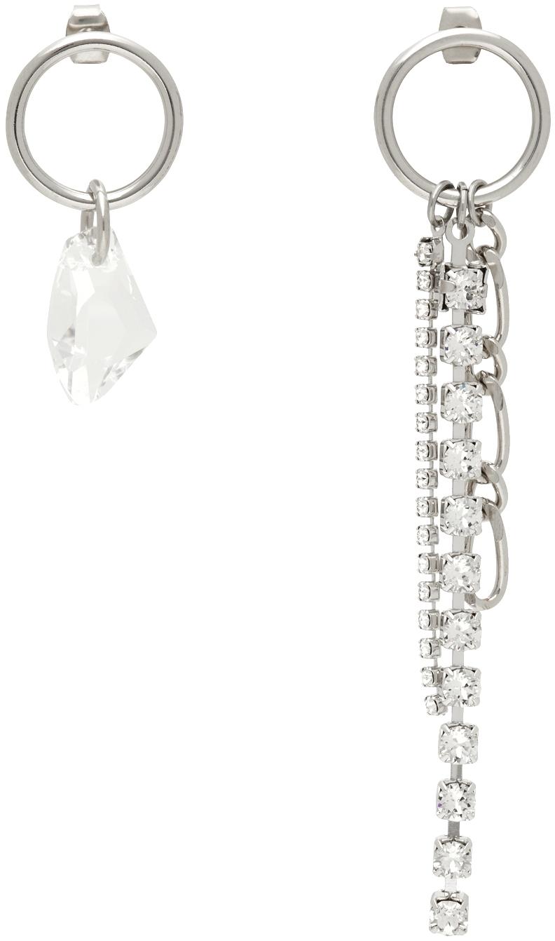 Silver Ewan Earrings