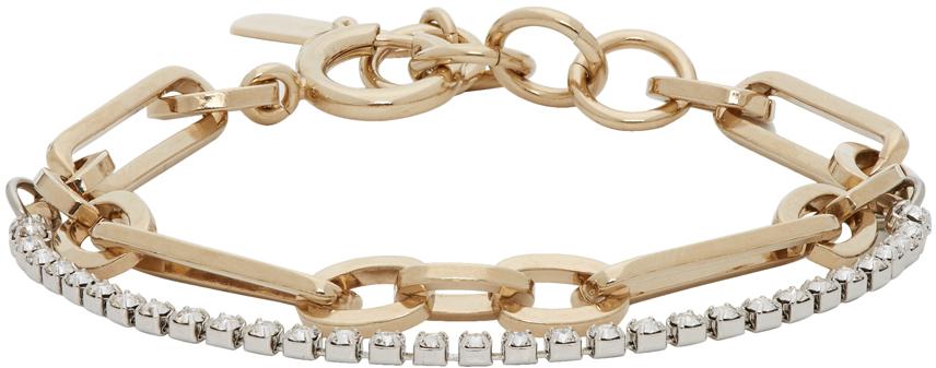 Gold Paloma Bracelet