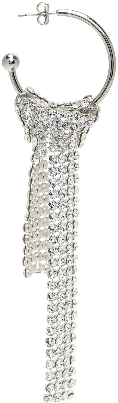 Silver Lux Single Earring