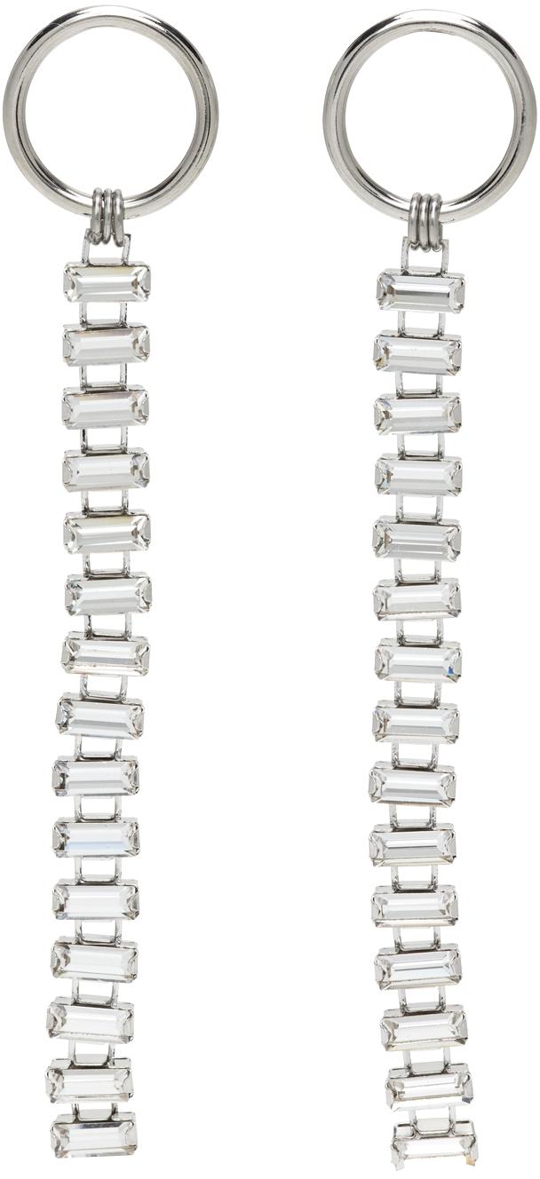 Silver Patti Earrings