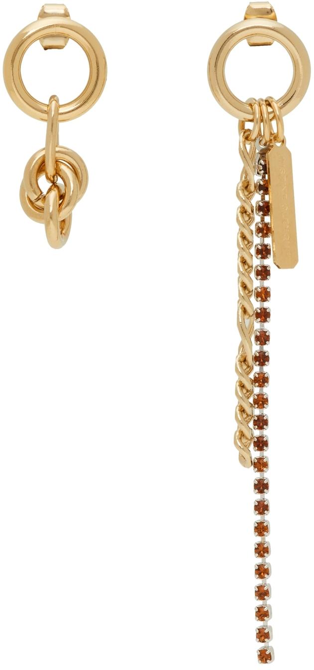 Silver & Gold Shelby Earrings