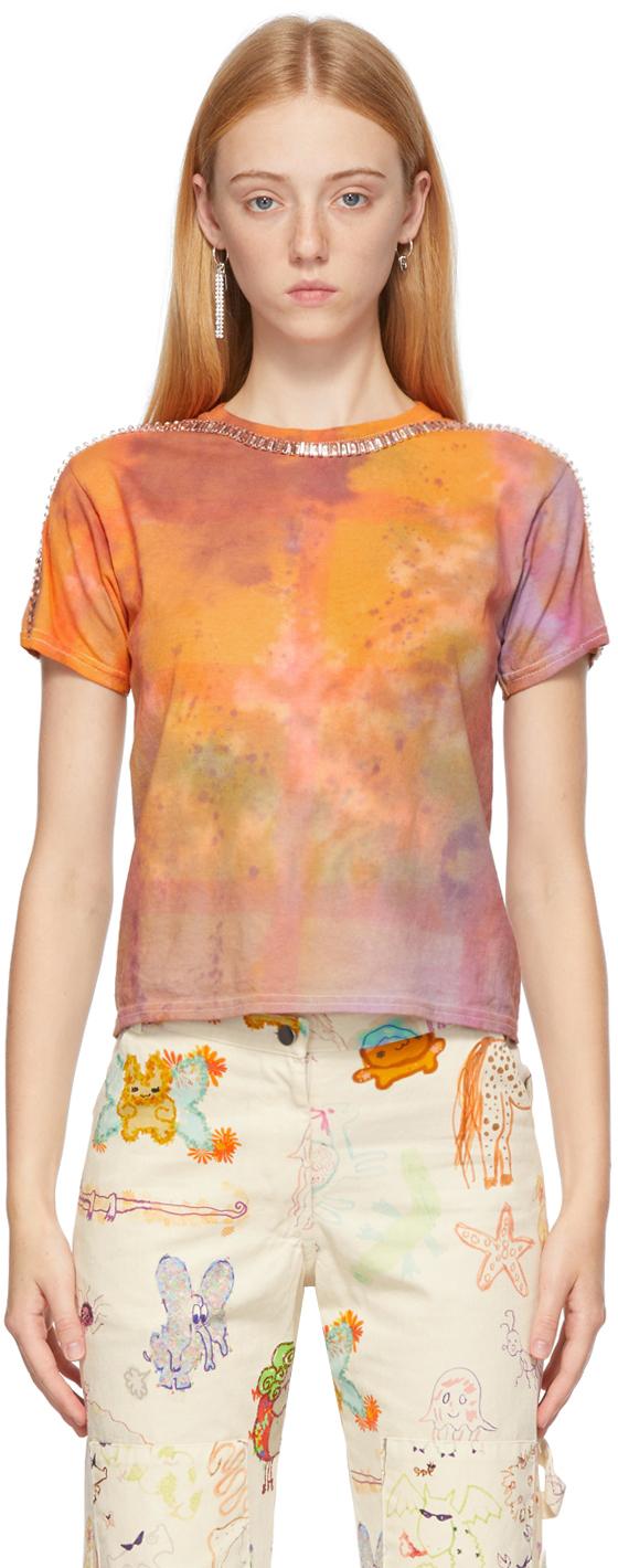 Orange Sporty Spice T-Shirt
