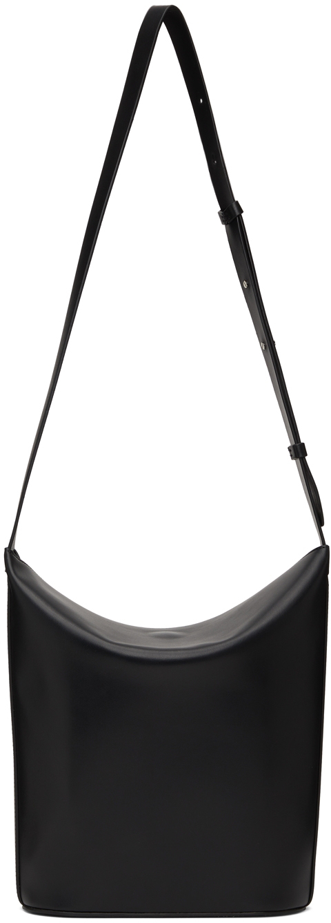 Black Sway Bucket Bag