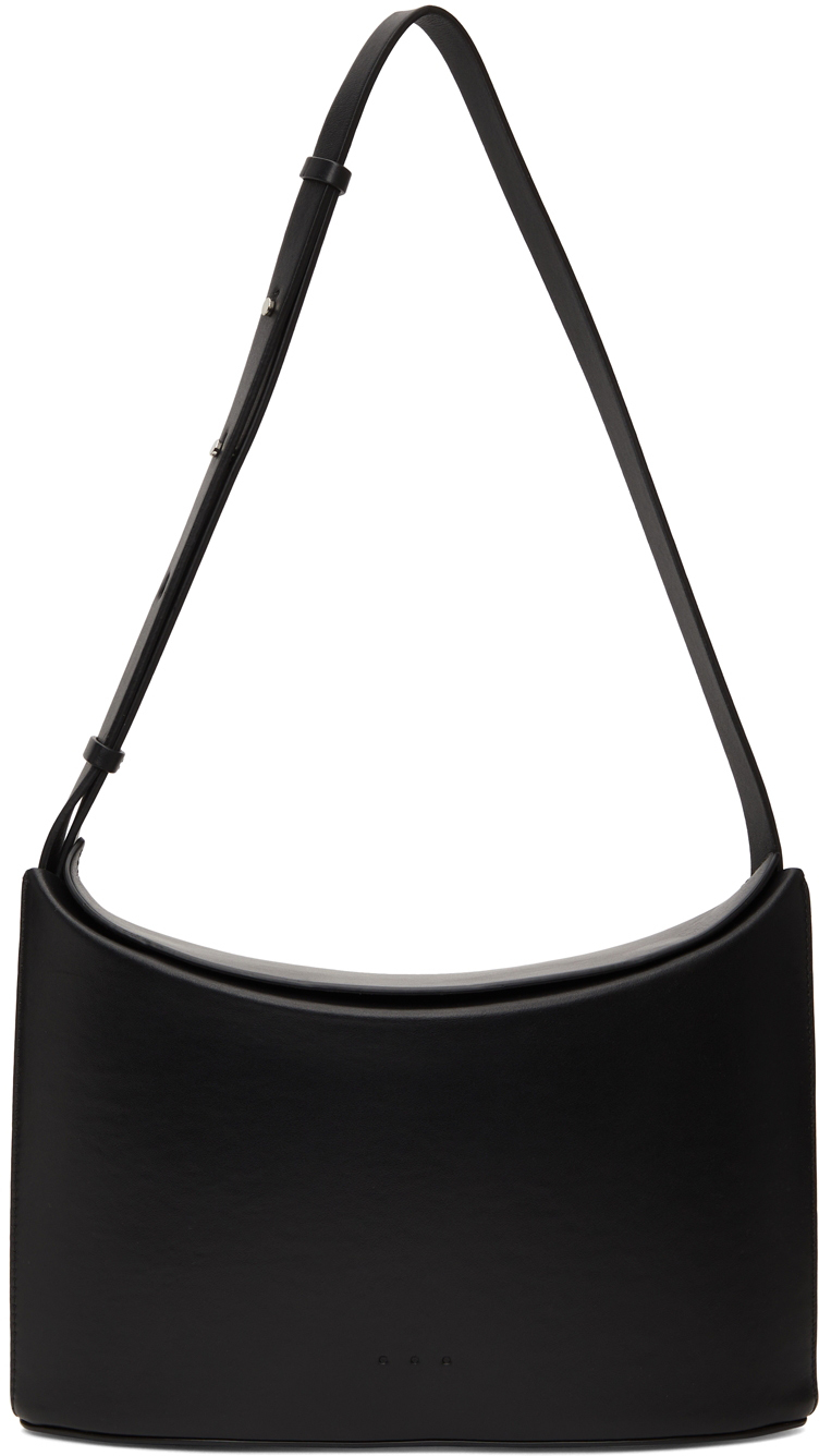 Black Sway Crossbody Bag